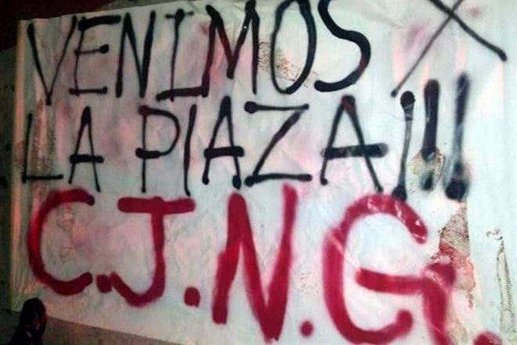"""""""CJNG"""" SE ADJUDICA ATAQUE A BAR EN CANCUN,3 MUERTOS Y 3 HERIDOS"""