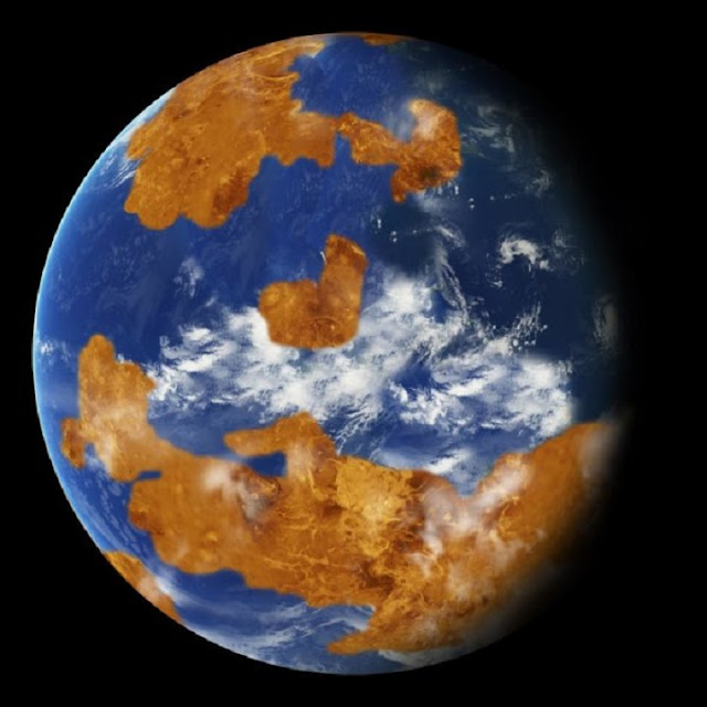 Venus may have been habitable, NASA climate modelling suggests