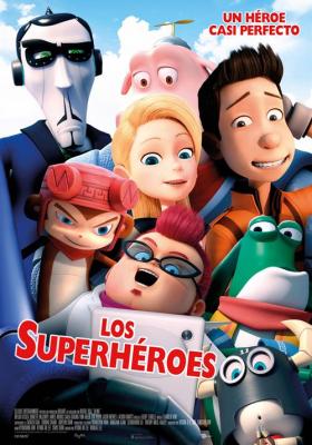 ver Los Superhéroes 2017