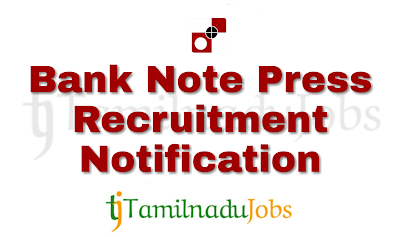 BNP Recruitment notification of 2018