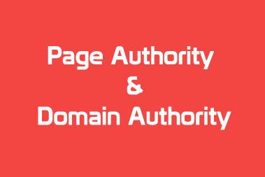 Apa itu Page Authority dan Domain Authority pada Blog
