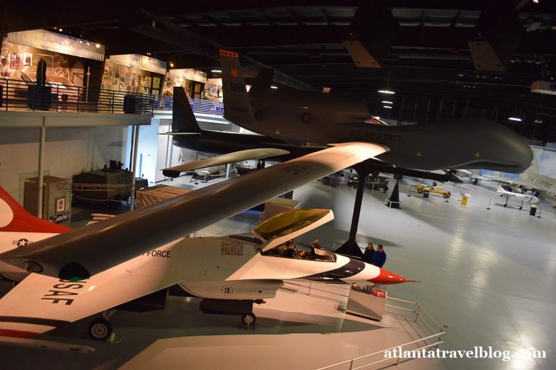 Музей авиации авиабазы Warner Robins