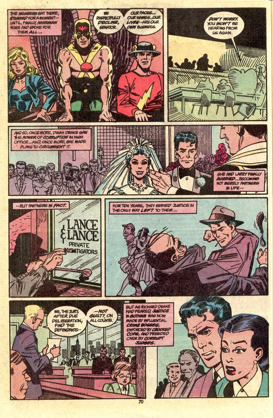Read online Secret Origins (1986) comic -  Issue #50 - 73