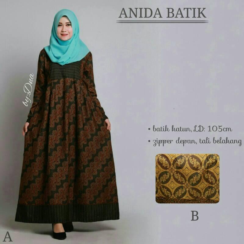 Anida Batik Www Tokogrosirfashion Com