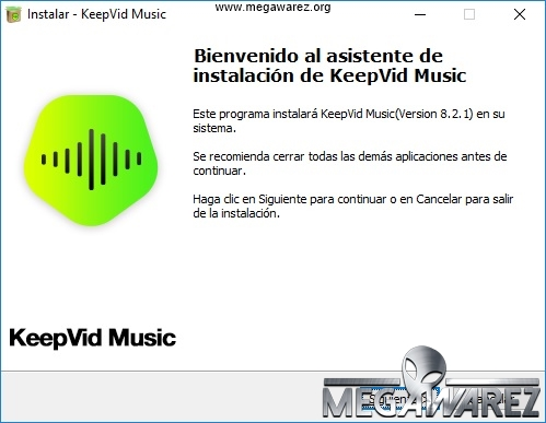 KeepVid Music 8 imagenes