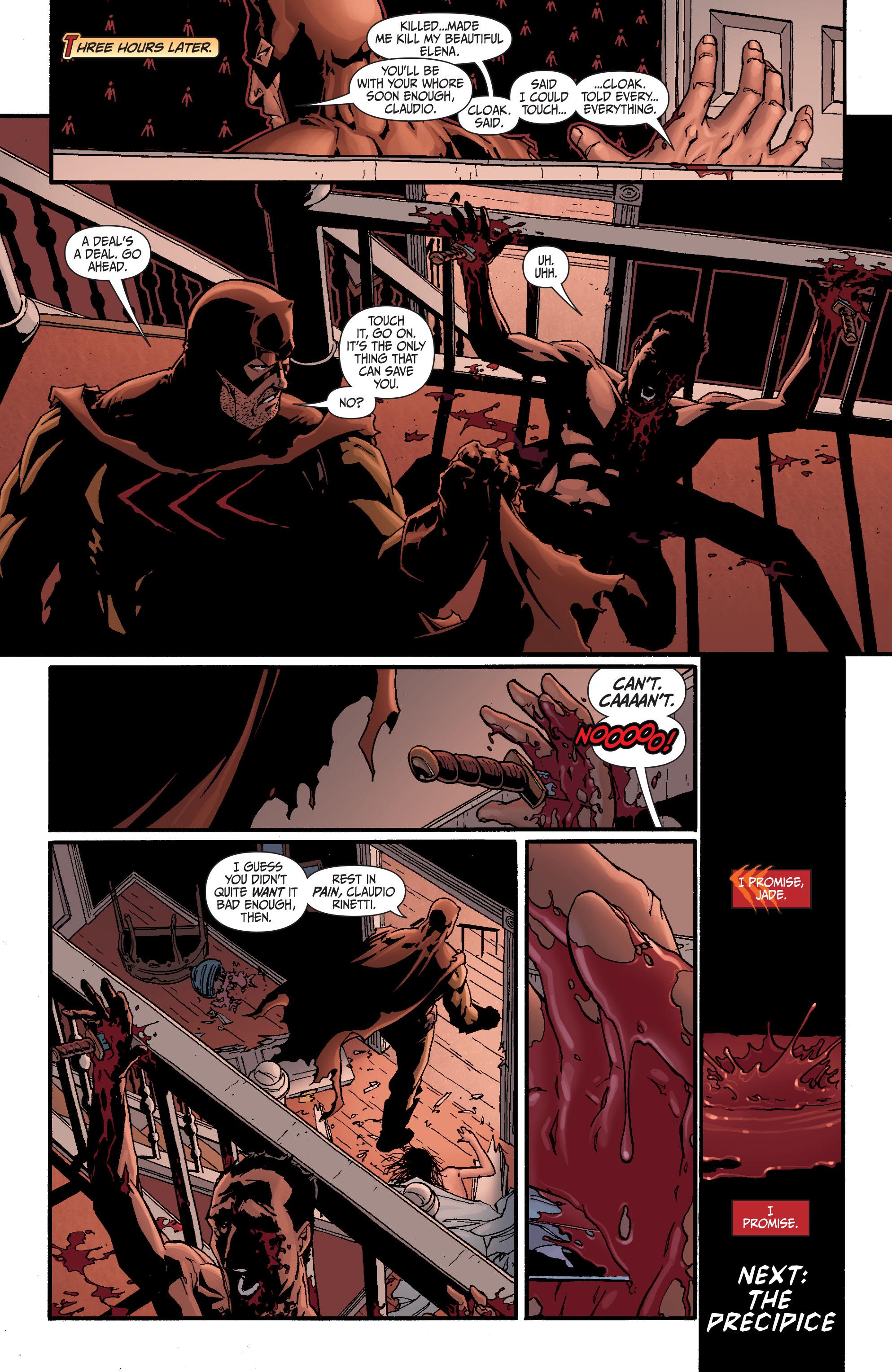 Read online Secret Six (2008) comic -  Issue #20 - 23