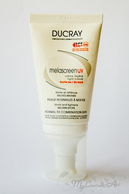 Gama Melascreen de Ducray para corregir los signos del fotoenvejecimiento.