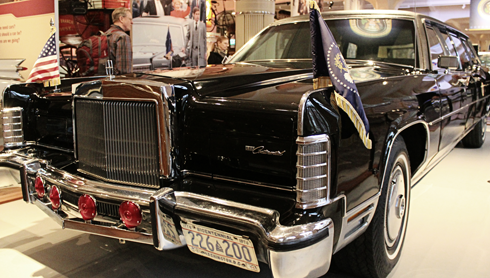 reagan presidential vehicles henry ford museum limo