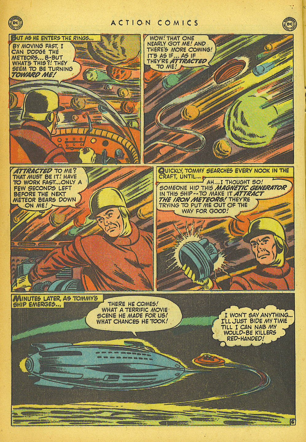 Read online Action Comics (1938) comic -  Issue #149 - 19