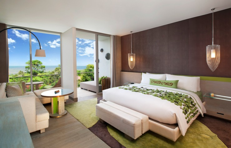 Top 10 Stunning Resorts in Bali - W Retreat & Spa Bali, Seminyak