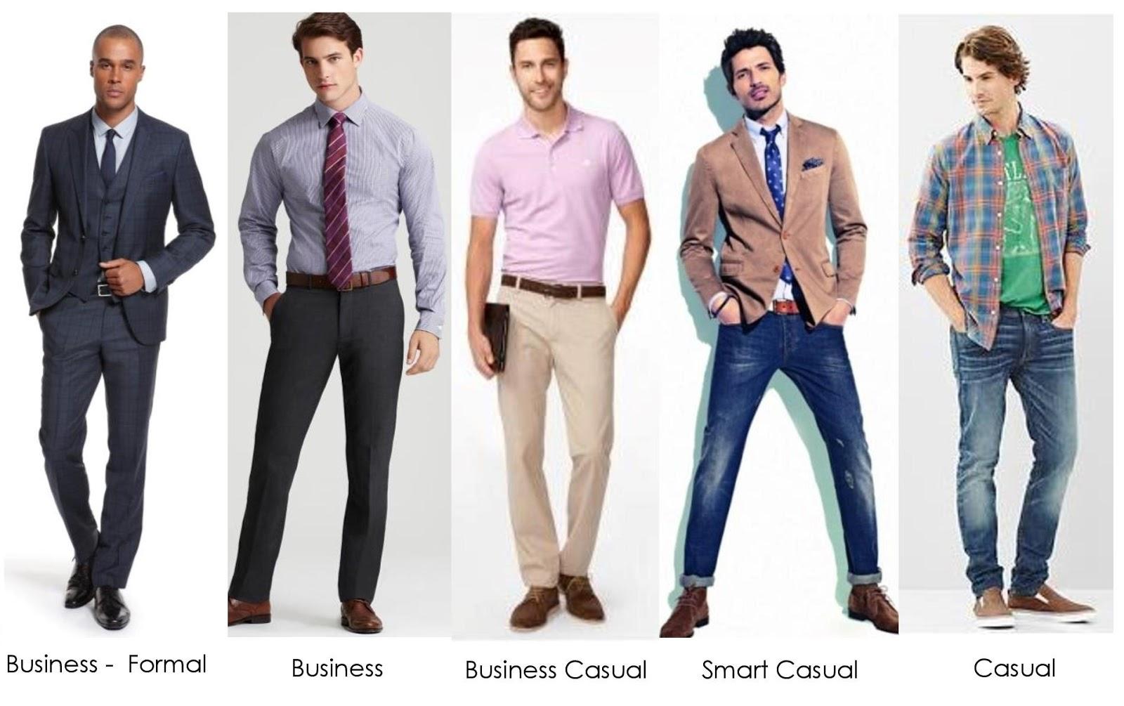 Dress Codes, Erkek Giyim Tarzı tanımları nedir, neye yarar ...