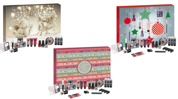 Beauty Adventskalender 2015 - Emotions Karstadt - Makeup & Nagellack