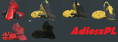 PES 2019 Nike Game Over Pack 2019 by AdioszPL