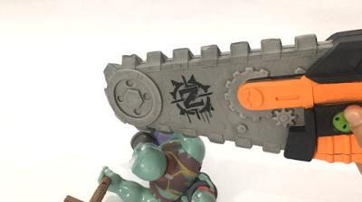 Cưa máy Nerf, phụ kiện Nerf độc đáo hiếm có