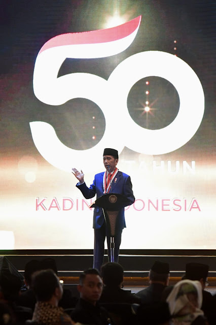 Jokowi Paparkan Alasan Pembangunan Infrastruktur di Indonesia Timur