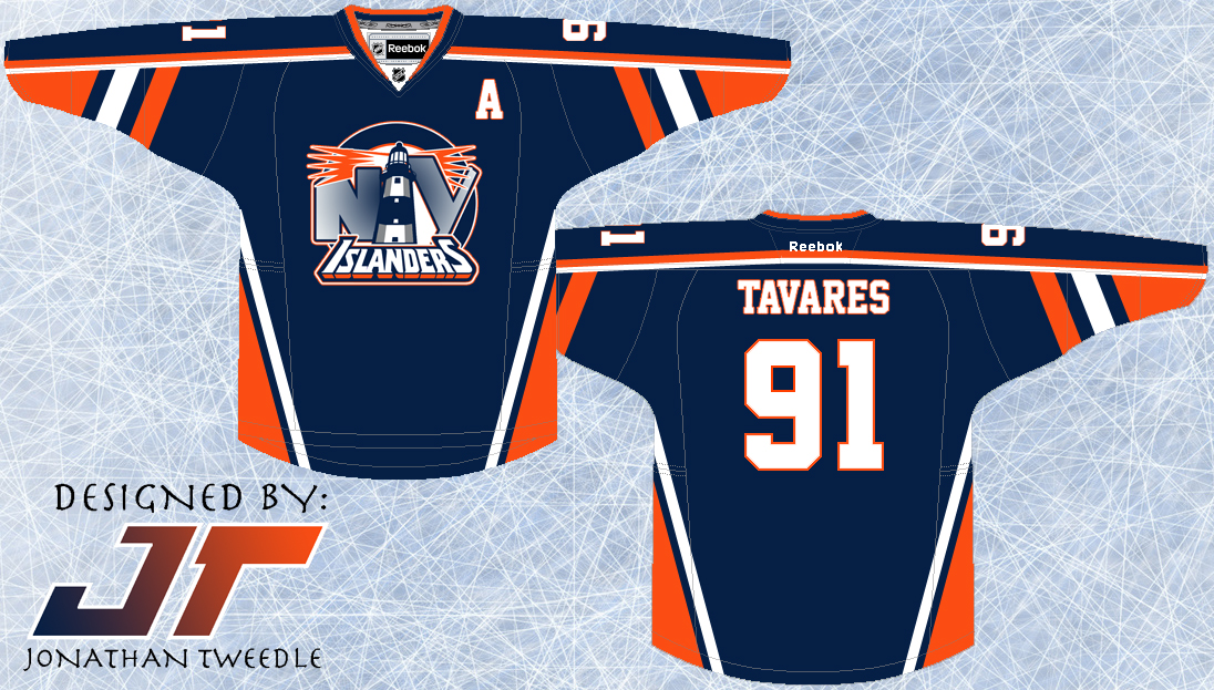New New York Islanders Away Jersey  55a8f6310