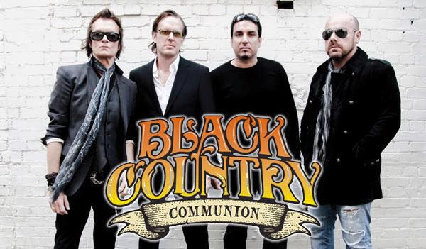 Black Country Communion 2018