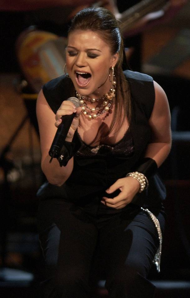 Kelly Clarkson Hairstyle Trends Kelly Clarkson Picture