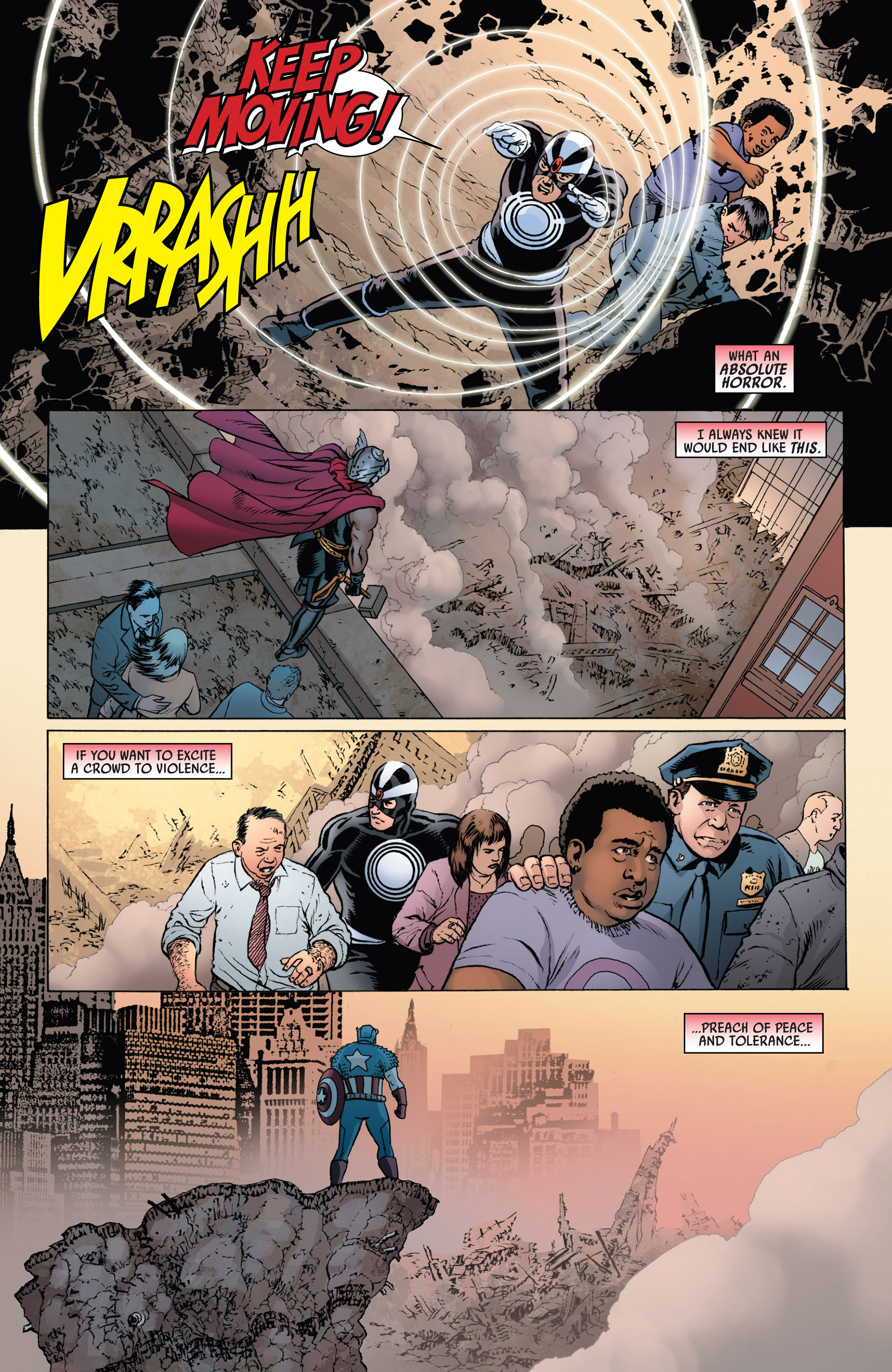 Read online Uncanny Avengers (2012) comic -  Issue #1 - 14