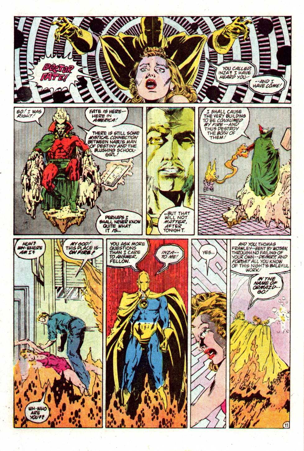 Read online Secret Origins (1986) comic -  Issue #24 - 31