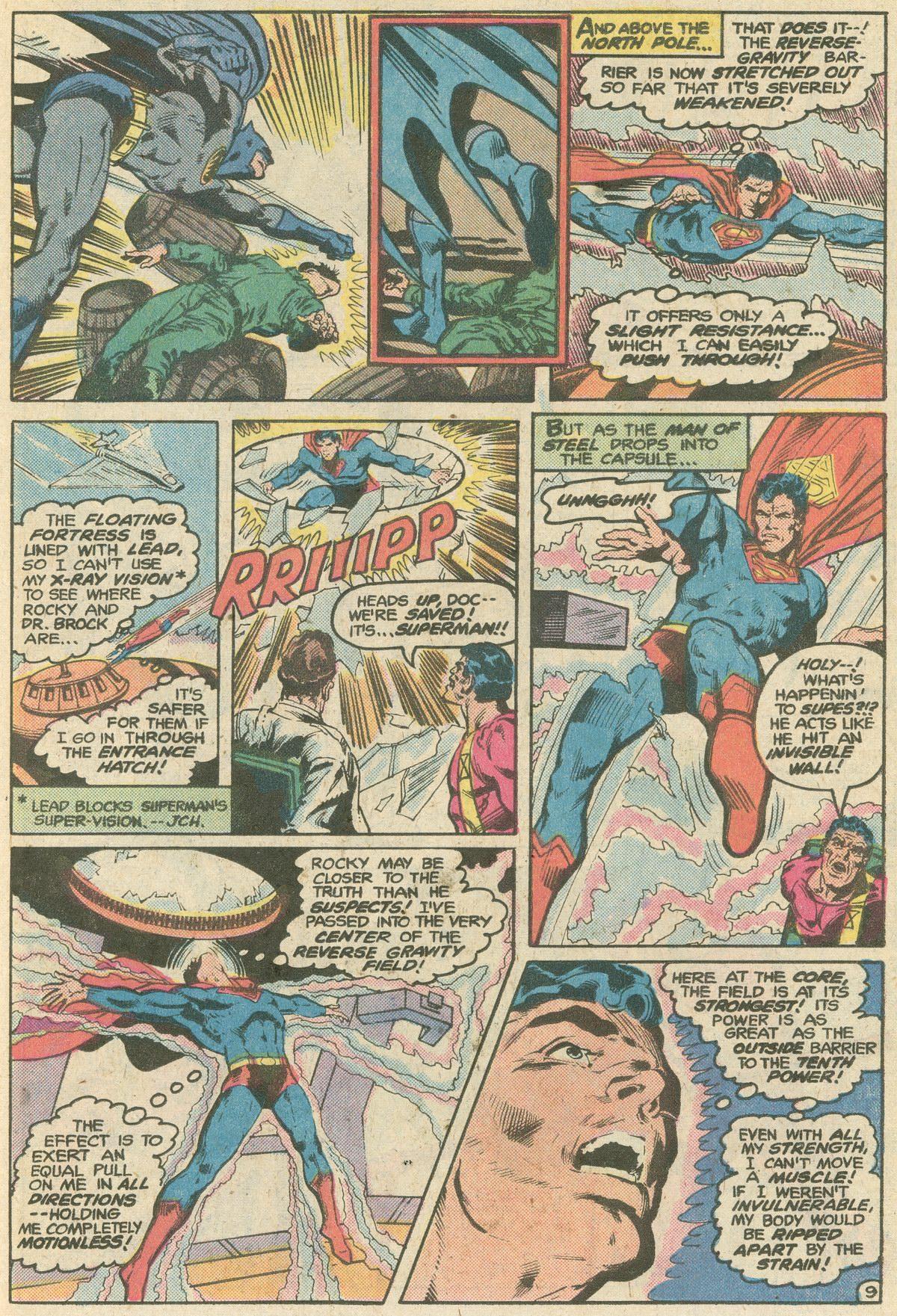 Read online World's Finest Comics comic -  Issue #267 - 11