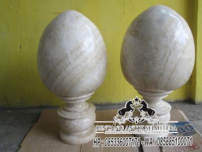 Kap Lampu Onix, Harga Telur Dari Batu Onix, Lampu Hias Marmer