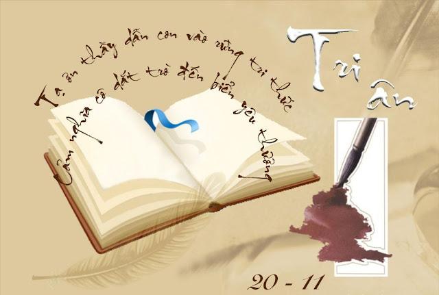 STT 20/11, Status hay ý nghĩa ngày Nhà Giáo Việt Nam