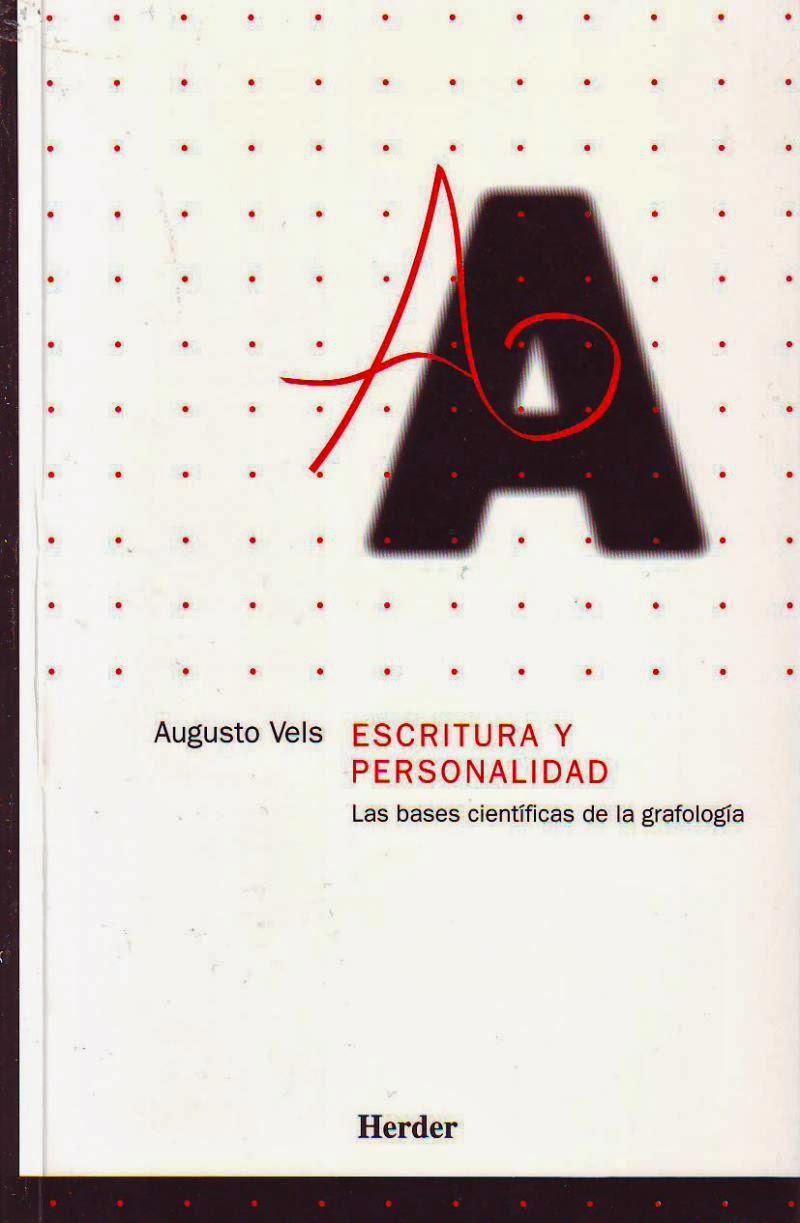 Escritura y Personalidad Grafología Herder