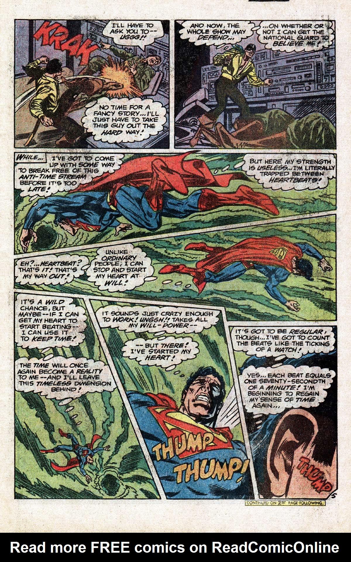 Read online World's Finest Comics comic -  Issue #281 - 6