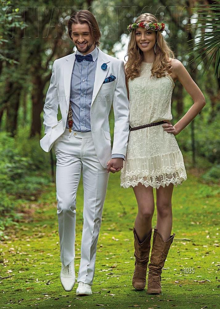 spesso Matrimonio Ecologico: Matrimoni Ecologici: L'abito dello sposo eco YQ57