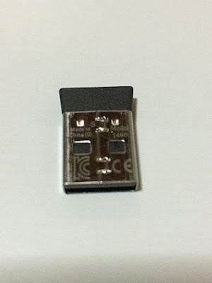 ワイヤレス接続USB裏面
