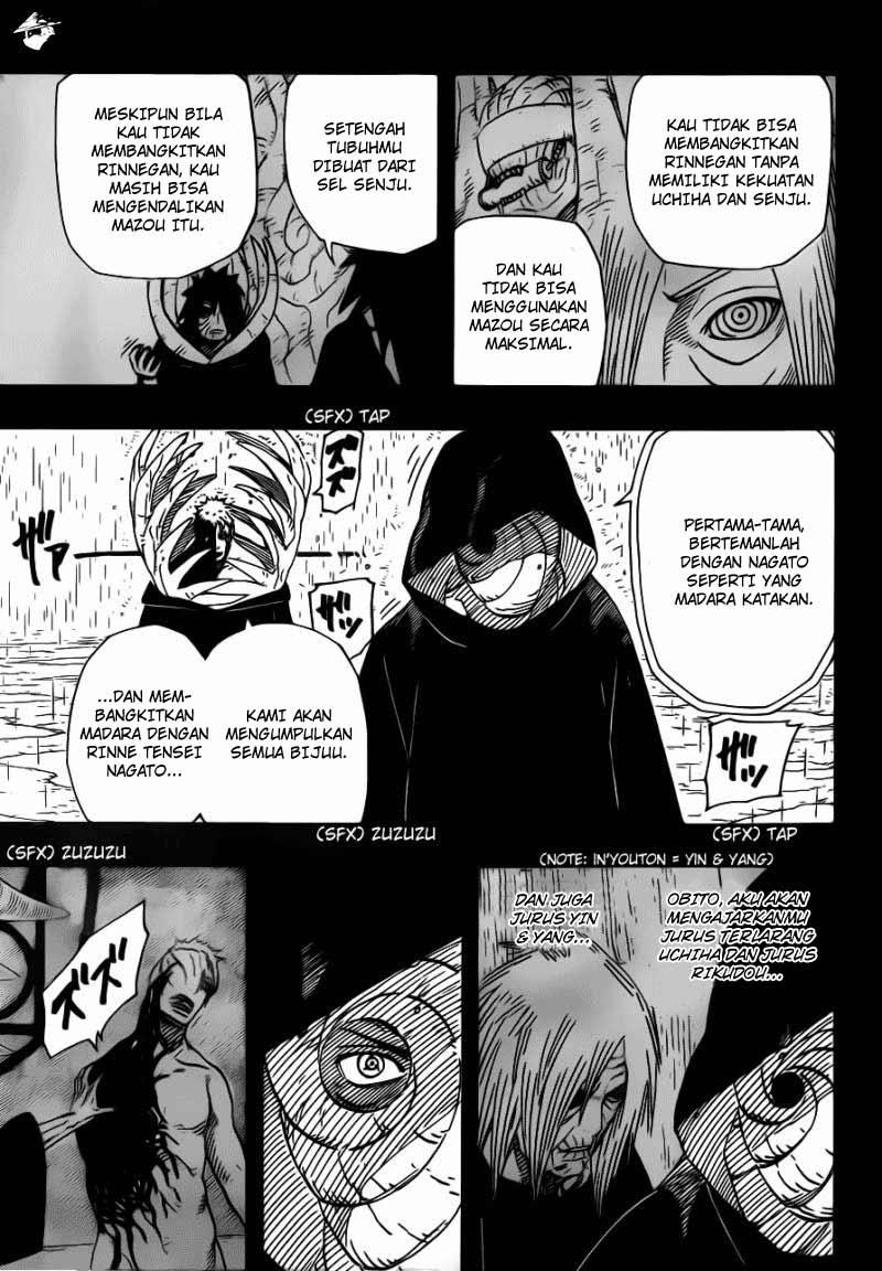 Komik naruto 606 page 14