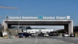 İstanbul Havalimanı Hepsini Solladı Geçti