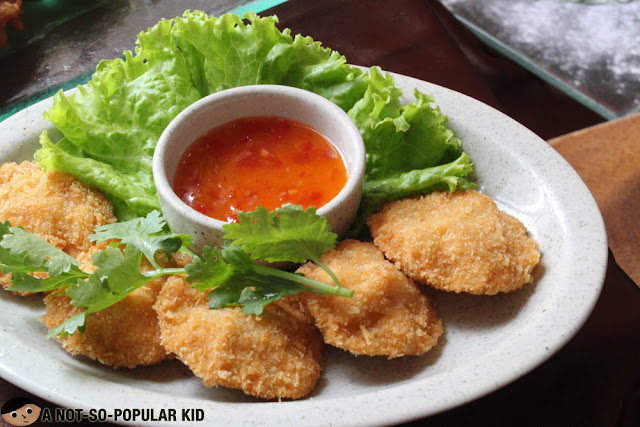 Shrimp Cakes of Mango Tree