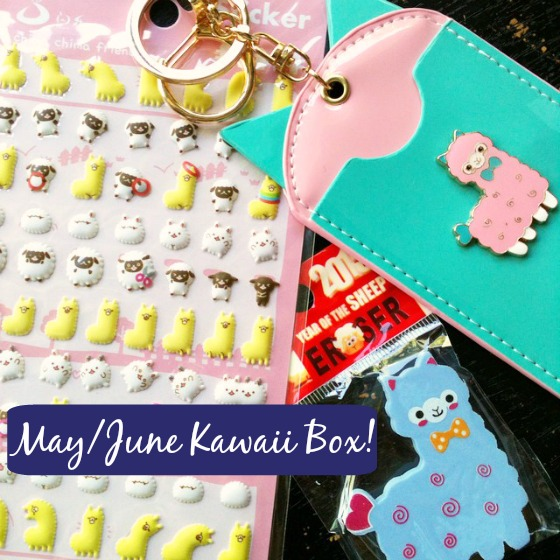 May Kawaii Box
