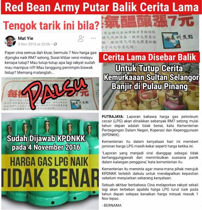 KPDNKK Nafi Naik Harga Tong Gas (LPG) #Negaraku