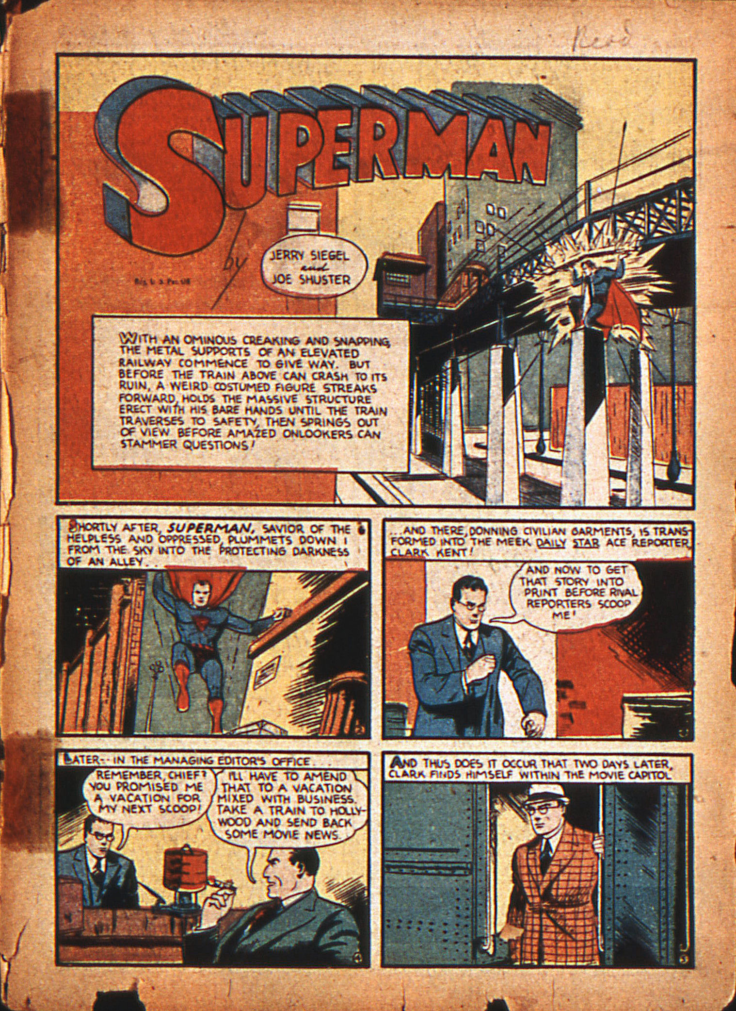 Action Comics (1938) 20 Page 3
