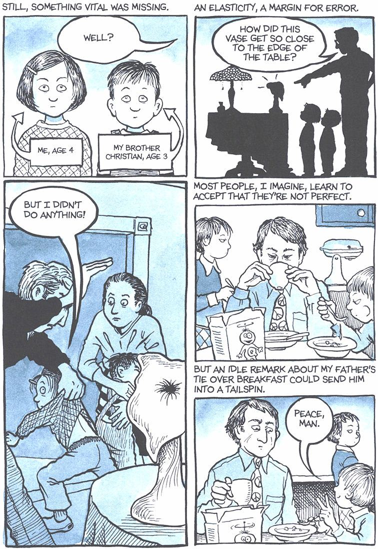 Read Fun Home: A Family Tragicomic - Chapter 1, Page 17