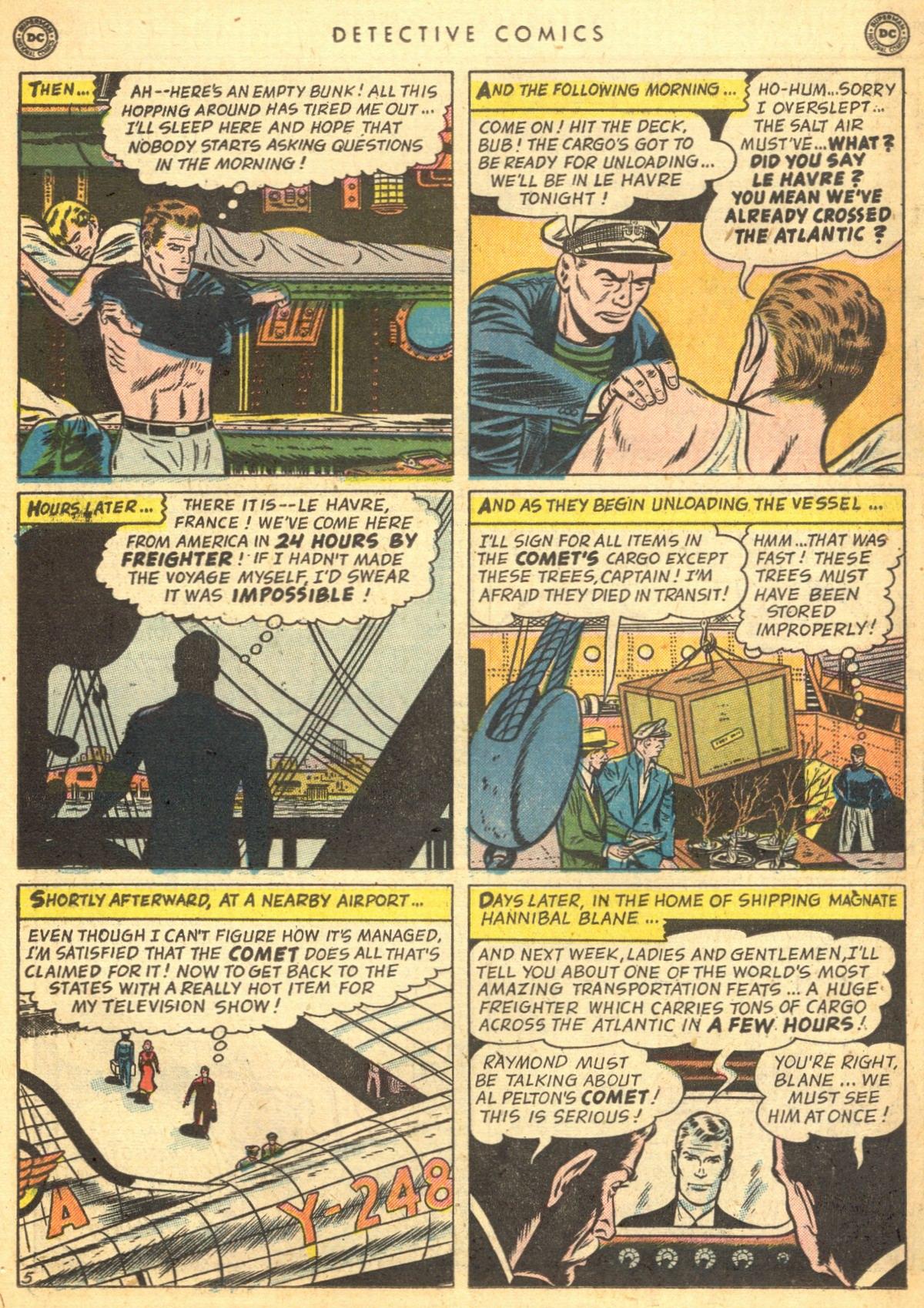 Read online Detective Comics (1937) comic -  Issue #170 - 21