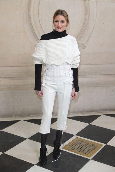 The olivia palermo lookbook olivia palermo at paris for O couture fashion