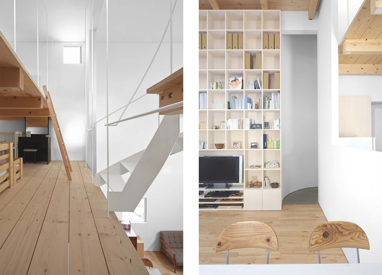 Case house by jun igarashi architects arc art blog by for Case del giappone