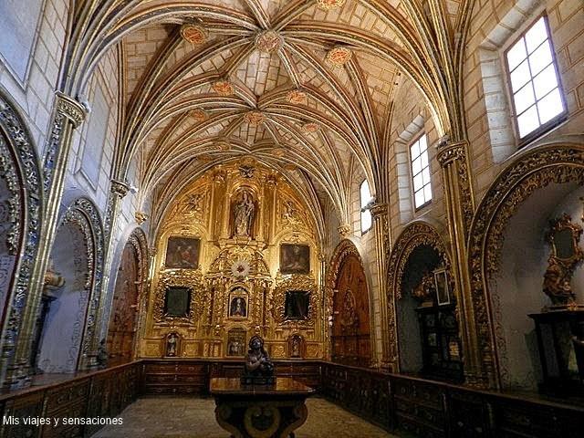 La sacristia Mayor, Catedral de Cuenca, Castilla la Mancha