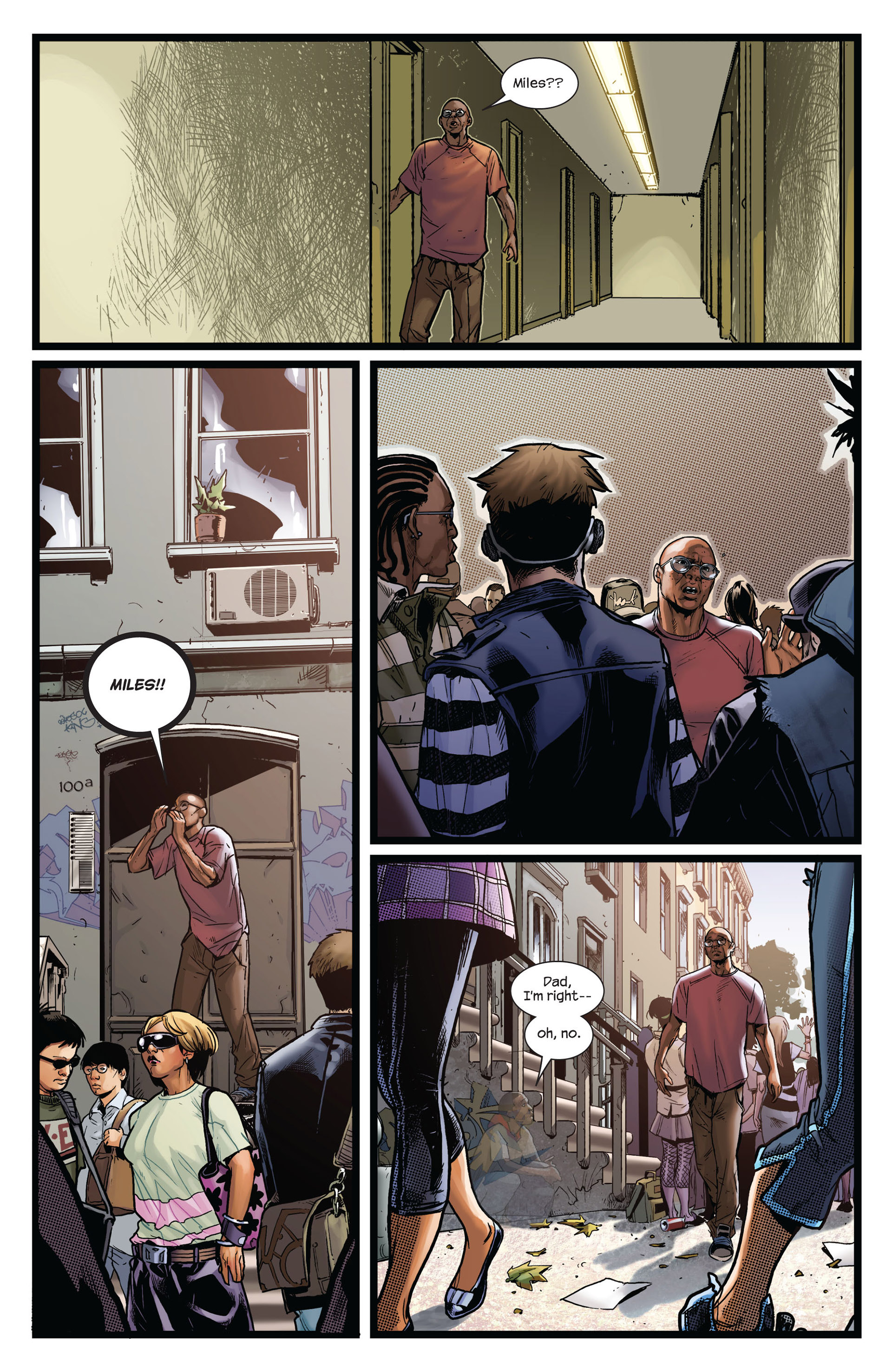 Read online Ultimate Comics Spider-Man (2011) comic -  Issue #1 - 17