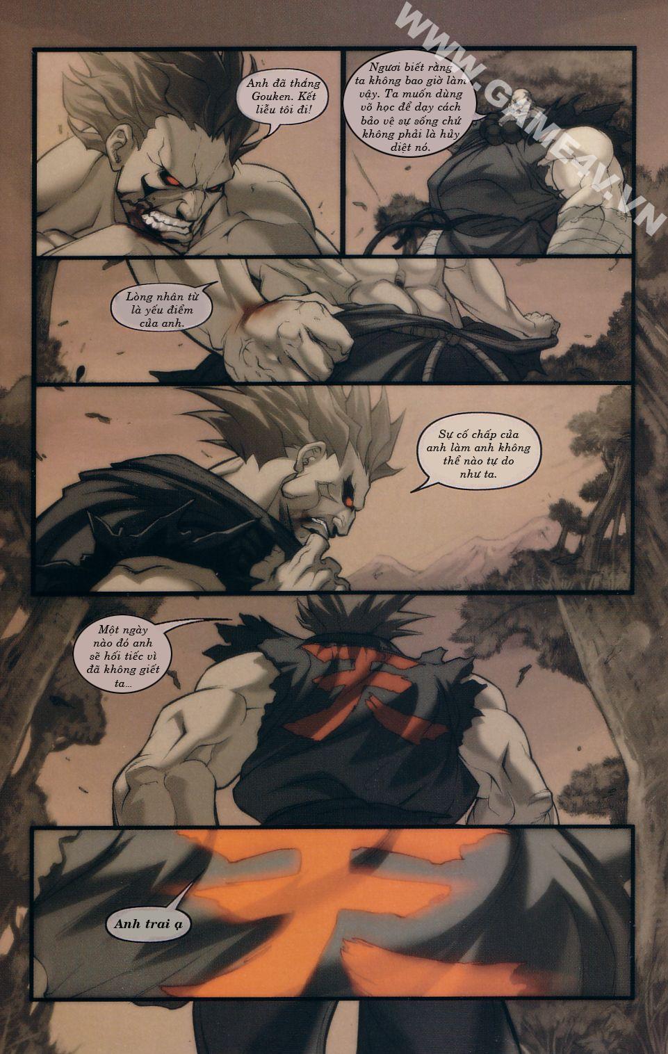 Street Fighter  Chap 002 - Truyenmoi.xyz