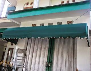 jasa pasang canopy kain murah