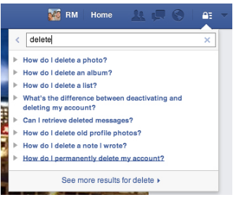 Steps to Delete Facebook Account Permanently Immediately