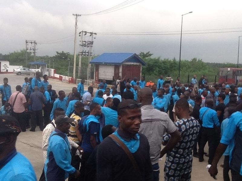 Lagos BRT workers go on strike over unpaid salaries
