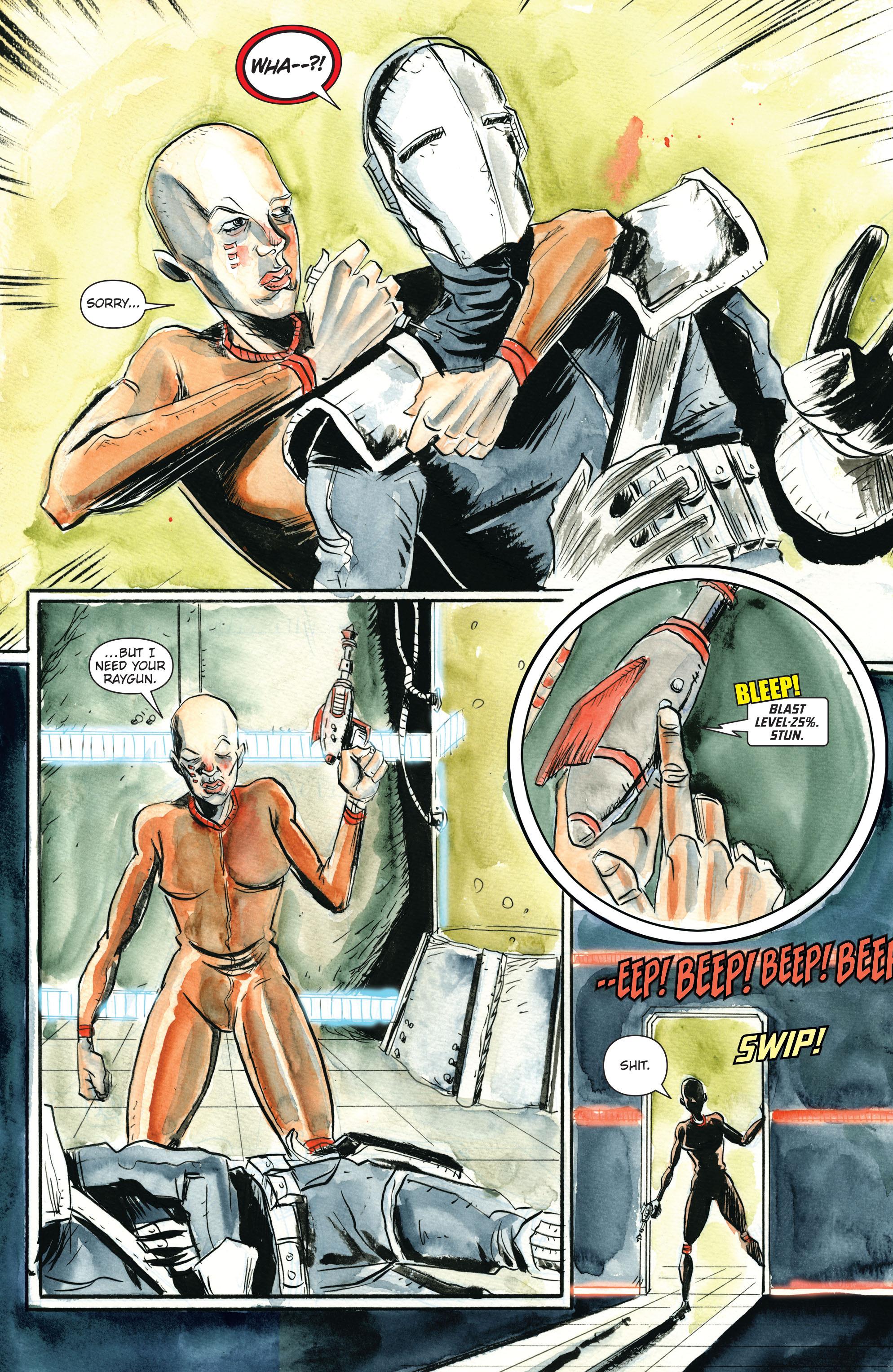 Read online Trillium comic -  Issue # TPB - 64