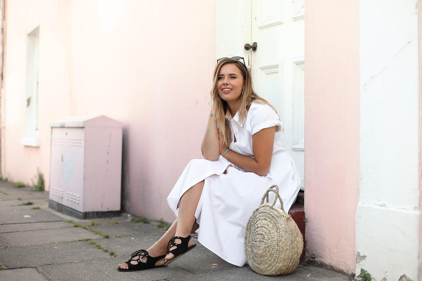 Selfridges Diane Von Furstenberg White Designer Dresses