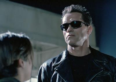 """""""Терминатор 2: Судный день""""  1991 г.  реж. Джеймс Кэмерон"""